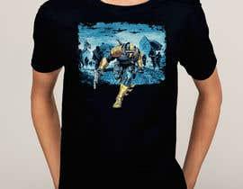 rnog tarafından T-Shirt Graphic Design Partnership için no 24