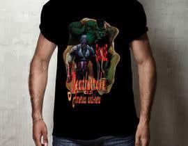 Mexci tarafından T-Shirt Graphic Design Partnership için no 19