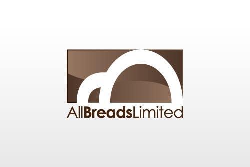 """Intrarea #99 pentru concursul """"Logo Design for All Breads Limited"""""""