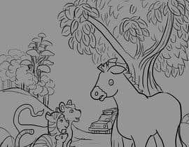 Nro 1 kilpailuun Illustration for kids story book käyttäjältä vivsmoyano