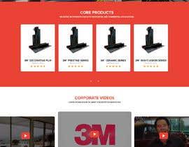 Nro 16 kilpailuun Design a Website Mockup for Solar Protection - Homepage Only käyttäjältä rrinki00