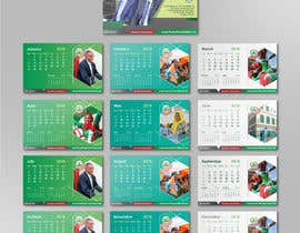 #108 for Improve design of calendar by ichamindesign