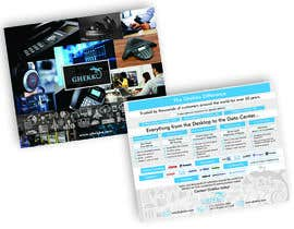 #67 per Design a one page sales brochure for Ghekko - a technology company da sayyed913umair
