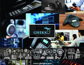 #69 per Design a one page sales brochure for Ghekko - a technology company da sayyed913umair