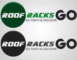 #290 for Logo Design for Roof Racks Go af nirmal2008
