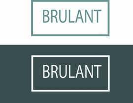 #40 untuk BRULANT Logo oleh mestu