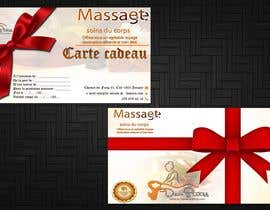 adminenc tarafından Create a 2-sided  gift voucher card için no 7