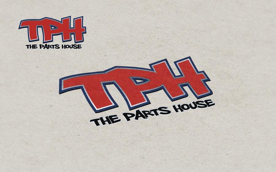 Penyertaan Peraduan #114 untuk Graffiti Design for The Parts House