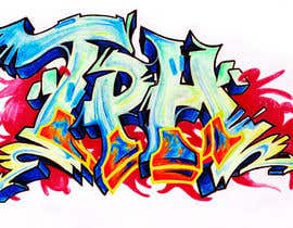 #214 для Graffiti Design for The Parts House от chromatofor