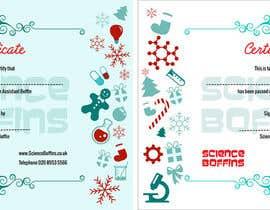 #18 cho Christmas Certificates bởi grafiktopia