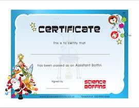 #17 cho Christmas Certificates bởi arteswen