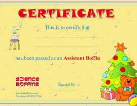 #15 cho Christmas Certificates bởi gavrilitaserj