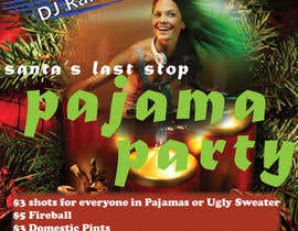 #83 for Christmas nightclub party flyer af atmimran123