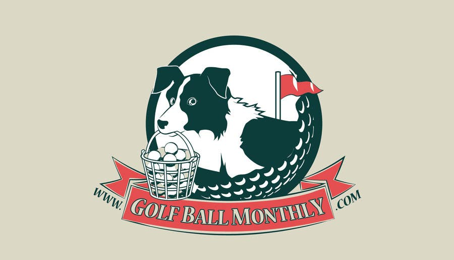 #117 for Logo Design for golfballmonthly.com by OtherWorldMedia