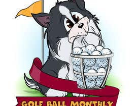 #78 for Logo Design for golfballmonthly.com af sautunnilcom