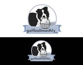 #148 for Logo Design for golfballmonthly.com af soopank20april