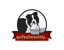 #144 cho Logo Design for golfballmonthly.com bởi soopank20april