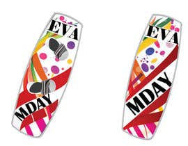 nº 22 pour Graphic Design for MDAY KITEBOARDS www.m-day.ru par StoneArch