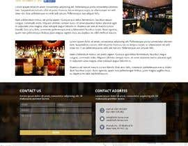 #48 for Create a website design for a whiskey bar by WebCraft111