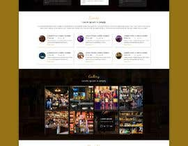 #31 for Create a website design for a whiskey bar by sudpixel