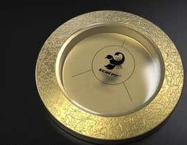 #38 pentru Design for golf ball markers like watch case de către dzen0