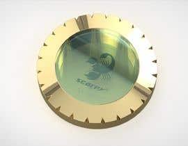 #19 pentru Design for golf ball markers like watch case de către volodymyrbystro