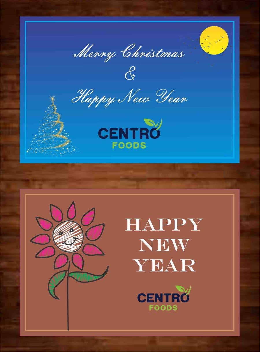 Entry 176 By Yadavsushil For Merry Christmas And Happy New Year