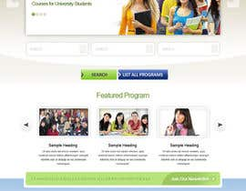 #57 untuk Website Design for AIM Overseas oleh RsSofts