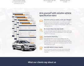 #29 cho Design a Website Mockup for a Car Website bởi pixelwebplanet