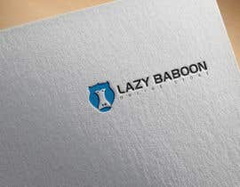#127 for Lazy Baboon - Logo Contest by atmaruf