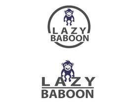 #134 for Lazy Baboon - Logo Contest by bachchubecks