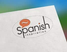 """#189 for improve a logo design or make a new one for a Spanish language school called """"Spanish inspiration"""" af syed9845390699"""