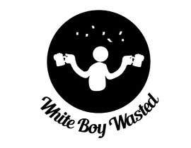 Nro 23 kilpailuun I need logo designed for a campaign called 'White Boy Wasted' stylized create good energy and fun! The term means having  too much to drink and partying like a rockstar.  I want the logo to also maintain adult level of professionalism. Thank you. käyttäjältä christianeugenio