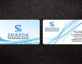 #20 for DESIGN A BUSSINESS CARD AND LOGO FOR PACKAGED DRINKING WATER BRAND af patitbiswas