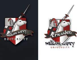 #40 para Illustration Design for William Carey University de lifeillustrated