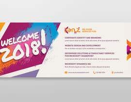 #67 cho Design-New-Year-Banner-Illutrating services bởi angebalingasa