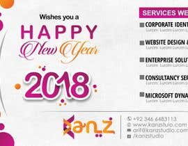 #70 cho Design-New-Year-Banner-Illutrating services bởi ajdezignz
