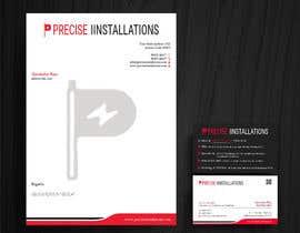 Nro 42 kilpailuun Business Card, Letter Head and nvolpe Design käyttäjältä yatusher786