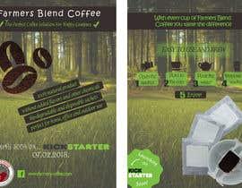 Nro 31 kilpailuun Flyer Design A6 for Kickstarter Campaign käyttäjältä Mysticabh