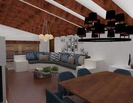 #61 untuk Design my countryside apartment oleh Ximena78m2