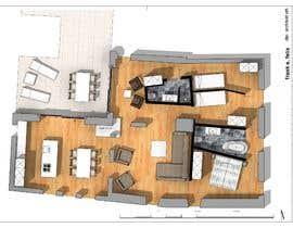 #40 untuk Design my countryside apartment oleh fefch