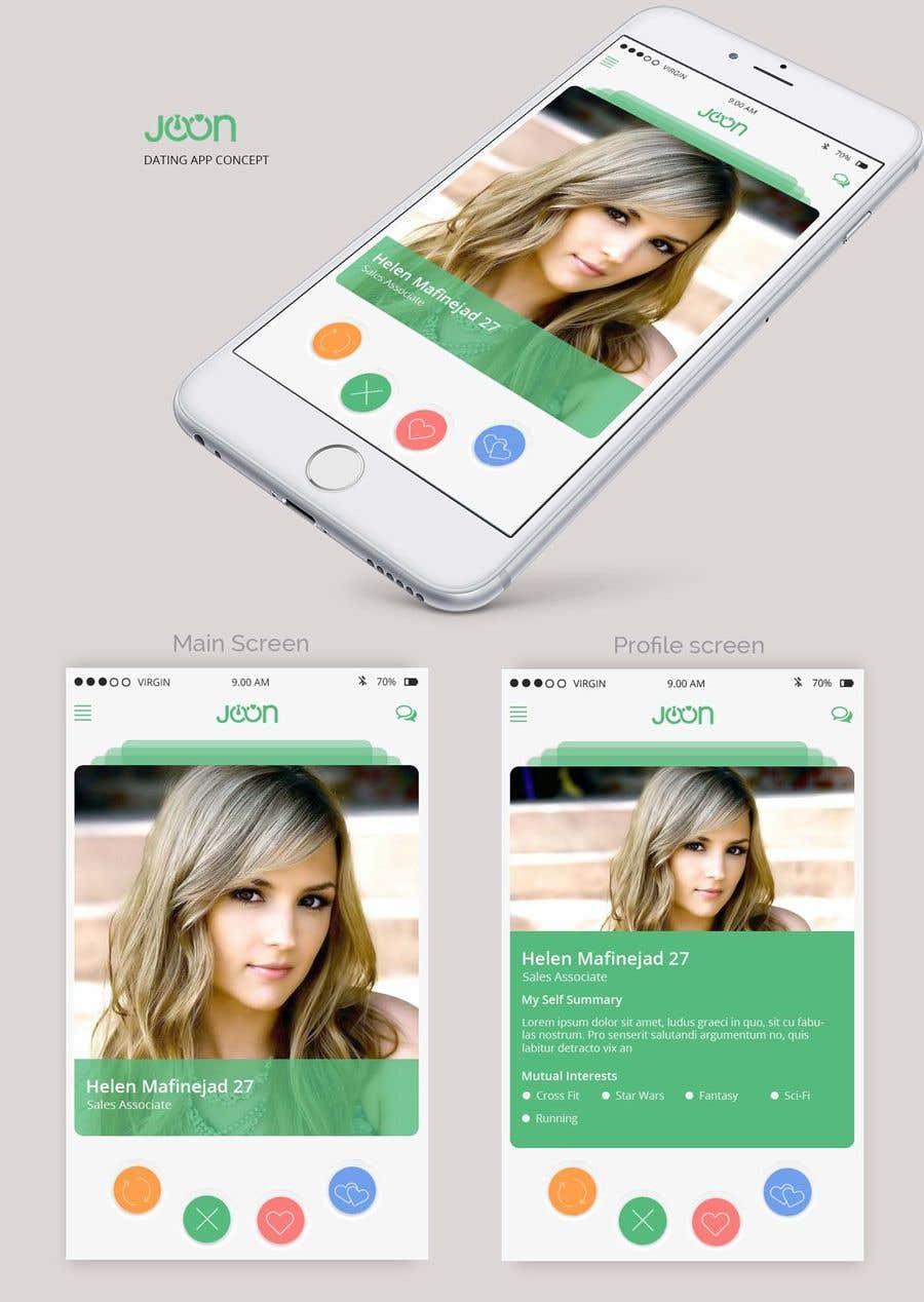 Fantasy dating app