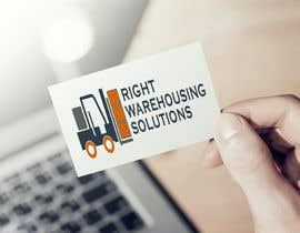 nº 130 pour Design a Logo - Right Warehouse Solutions LLP par awgouri31