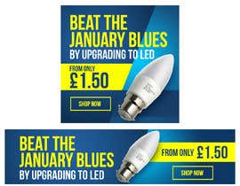 #26 for Email Banner needed for Lighting Retailer by madartboard