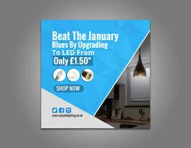 #5 for Email Banner needed for Lighting Retailer by rizoanulislam