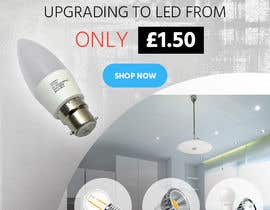 #44 for Email Banner needed for Lighting Retailer by pawanjangirjpr