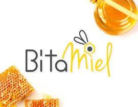 #61 para Design a logo for a Honey brand- Diseñar un logo para una marca de miel de Freddyavilarico