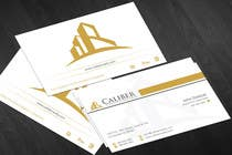 Graphic Design Contest Entry #16 for Business Card Design for Caliber - The Wealth Development Company