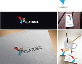 sskander22 tarafından Design a Logo for Posatomic Games için no 27