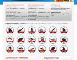 #32 cho Website Design for All Star Pest Control bởi csschimp